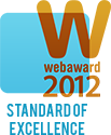 Web Awards Standard of Excellence
